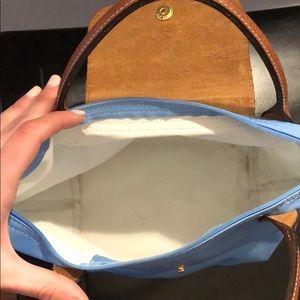 Longchamp Bags - Longchamp Le Pliage Small Top Handle Nylon Tote